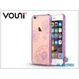Vouni ST968748 Crystal Bloom iPhone 6/6S rózsaarany hátlap