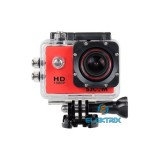 Wayteq SJCSJ4000P FullHD akciókamera piros