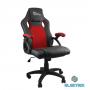 White Shark KINGS THRONE piros/fekete Gamer szék