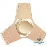 iTotal CM3113A Fidget Spinner arany fém pörgettyű
