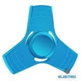 iTotal CM3113A Fidget Spinner kék fém pörgettyű