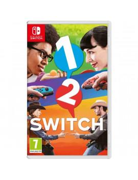 1-2-Switch Nintendo Switch játékszoftver