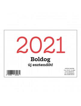 23TA 2021-es asztali naptár