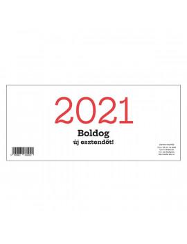 24TA 2021-es asztali naptár
