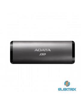 ADATA SE760 256GB USB3.2 titánszürke külső SSD