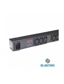 APC AP9572 Rack, kapcsolt, ZeroU, PDU modul 15xC13 csatlakozó