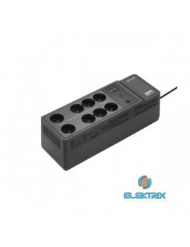 APC BE850G2-GR Back-UPS, 850 VA, 230 V, C és A típusú USB és töltőportok