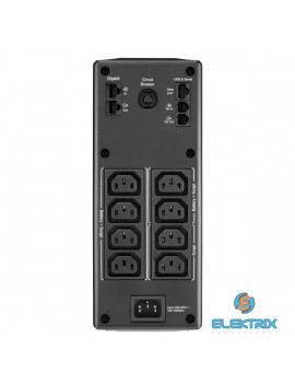 APC BR1300MI Back UPS Pro BR 1300VA, AVR, LCD szünetmentes tápegység