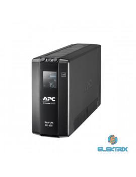 APC BR650MI Back UPS Pro BR 650VA, AVR, LCD szünetmentes tápegység