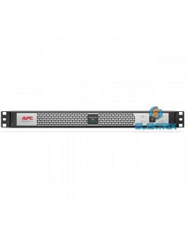 APC Smart-UPS C 500VA Lítium-ion akkus, rövid mélységű 1U 230V Smart Connect szünetmentes tápegység
