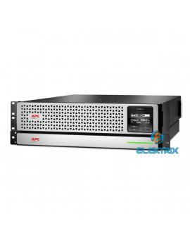 APC Smart-UPS SRT lítiumionos 1000VA RM 230V szünetmentes tápegység hálózati kártyával