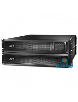 APC Smart-UPS X 2200VA 2U Rack/Tower LCD 200-240V hálózati kártyával