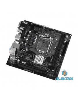 ASRock H410M-HDV Intel H410 LGA1200 mATX alaplap