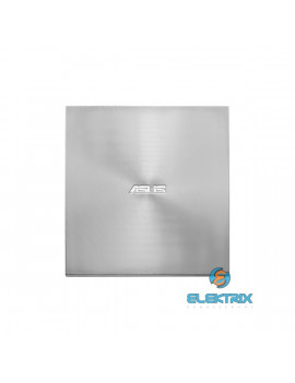 ASUS SDRW-08U9M-U/SIL/G/AS USB ezüst DVD író