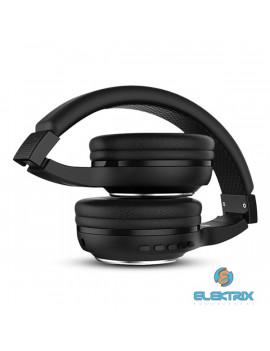 AWEI A600BL Bluetooth fekete fejhallgató