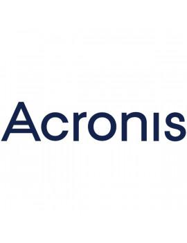 Acronis Backup 12.5 Workstation Advanced incl. AAP 1-99 Eszköz licenc szoftver