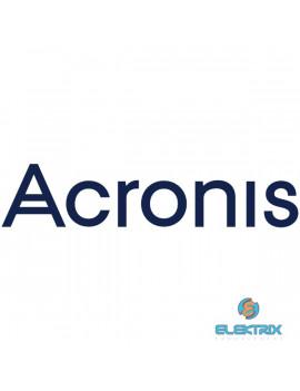 Acronis Backup 12.5 Workstation Standard incl. AAP 1-4 Eszköz licenc szoftver
