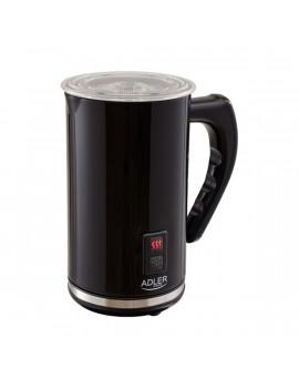 Adler AD4478 fekete tejhabosító kancsó