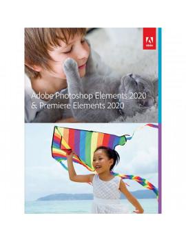 Adobe Photoshop & Premiere Elements 2020 IE ENG MLP licenc szoftver