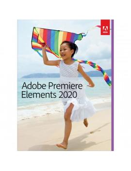 Adobe Premiere Elements 2020 IE ENG MLP licenc szoftver