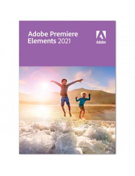 Adobe Premiere Elements 2021 IE ENG MLP licenc szoftver