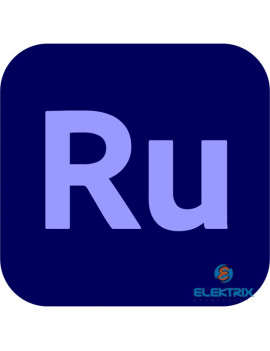 Adobe Premiere RUSH CC English MLP 1 év Subscription Licenc szoftver