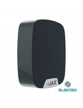 Ajax HomeSiren vezetéknélküli beltéri fekete sziréna