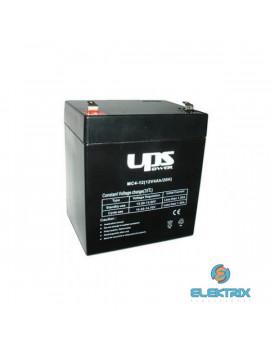 Akku UPS Power 12V 4Ah zselés akkumulátor
