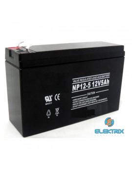 Akku UPS Power 12V 6Ah zselés akkumulátor