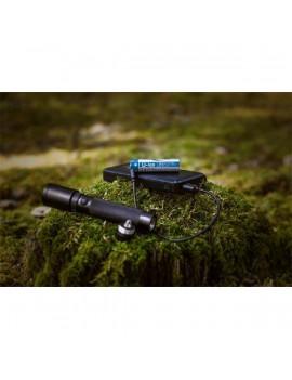 Ansmann 18650 Li-ion 2600mAh USB-vel tölthető védett akkumulátor