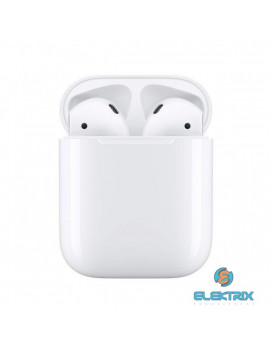 Apple AirPods 2 Bluetooth fülhallgató és töltőtok