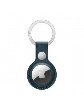 Apple AirTag kék kulcstartó