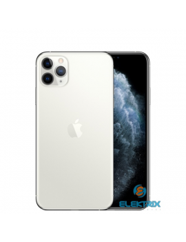 Apple iPhone 11 Pro Max 64GB Silver (ezüst)
