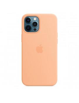 Apple iPhone 12 Pro Max sárgadinnye MagSafe szilikon tok