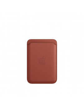Apple iPhone barna MagSafe bőr tárca