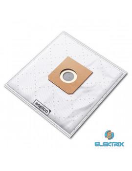 Aspico 508M 5 db mikroszűrős porzsák