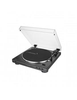 Audio-Technica AT-LP60XBK automata szíjhajtásos lemezjátszó