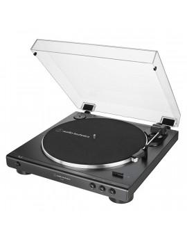 Audio-Technica AT-LP60XBTBK fekete Bluetooth/bakelit lemezjátszó