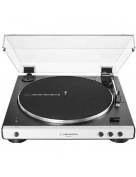 Audio-Technica AT-LP60XBTWH fehér Bluetooth/bakelit lemezjátszó