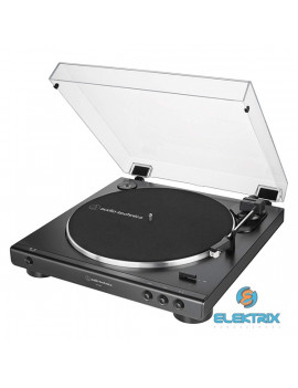 Audio-Technica AT-LP60XUSBGM fekete USB/bakelit lemezjátszó