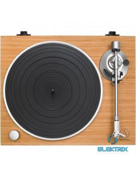 Audio-Technica AT-LPW30TK manuális szíjhajtásos tíkfa test lemezjátszó