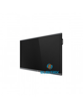 Avtek Touchscreen 5 Connect 75 interaktív képernyő, WordWall szoftverrel, fali konzollal beépített számítógéppel (i5)