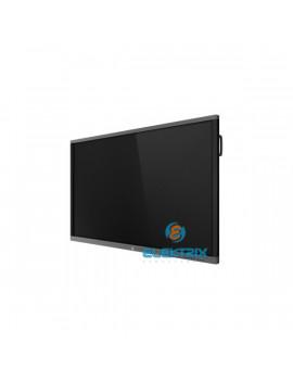 Avtek Touchscreen Lite 65 Pro3 FHD interaktív képernyő, WordWall szoftverrel, fali konzollal beépített PCvel (G9300)