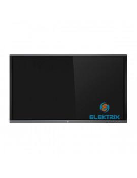 Avtek Touchscreen Lite 65 Pro4K interaktív képernyő, WordWall szoftverrel, fali konzollal beépített számítógéppel(G9300)