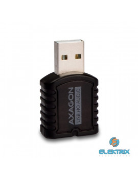Axagon ADA-17 USB stereo HQ audio adapter