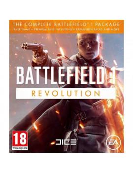 Battlefield 1 Revolution Edition XBOX One játékszoftver