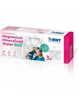 BWT 814453/125258617  Magnézium mineralizált víz+cink patron 3 db