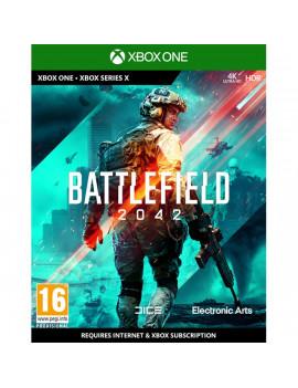 Battlefield 2042 Xbox One játékszoftver
