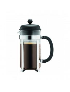 Bodum Caffettiera 1913-01 3 személyes fekete dugattyús kávéfőző