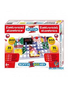 Boffin II HRY elektronikus építőkészlet
